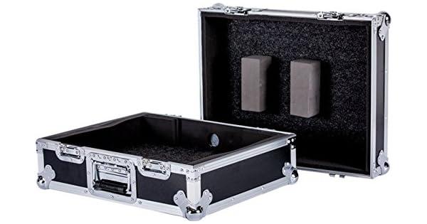 Amazon.com: Deejay LED tbh1200e Turntable carcasa rígida ...