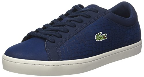 SP Straightset 1 Sneaker Nvy Blau Herren Lacoste Cam 417 BExqn5ZCwU