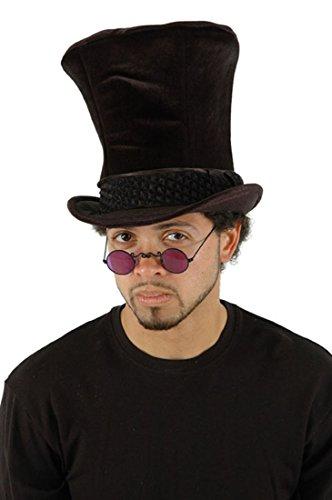Velvet Top Hat - 9