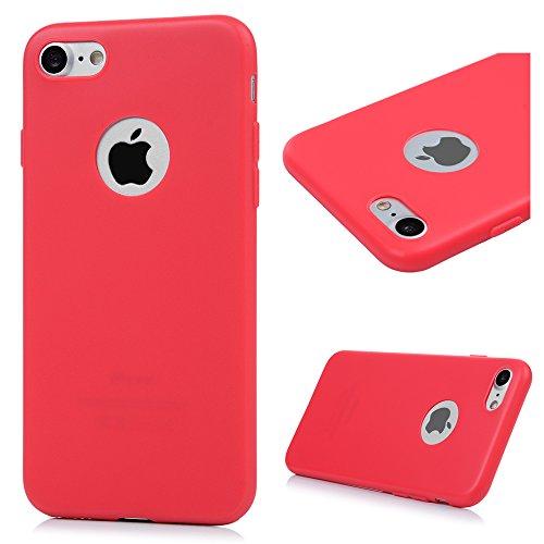 3x Funda iPhone 7 Plus Carcasa Silicona Gel - Mavis's Diary Mate