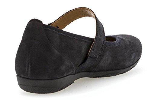 Gabor Shoes Gabor Casual, Ballerines Femme bleu océan