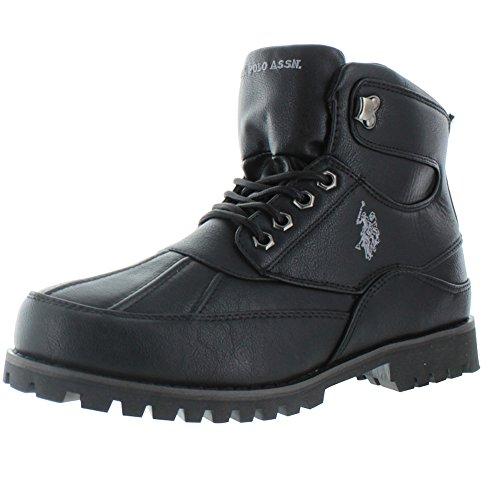 Noi Polo Assn. Post Boot Black