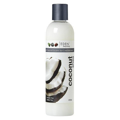 Eden BodyWorks Coconut Shea Leave In Conditioner 8oz