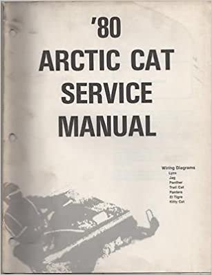 [DIAGRAM_1JK]  1980 ARCTIC CAT SNOWMOBILE WIRING DIAGRAM SERVICE: Manufacturer:  Amazon.com: Books | Arctic Cat Lynx Wiring Diagram |  | Amazon.com