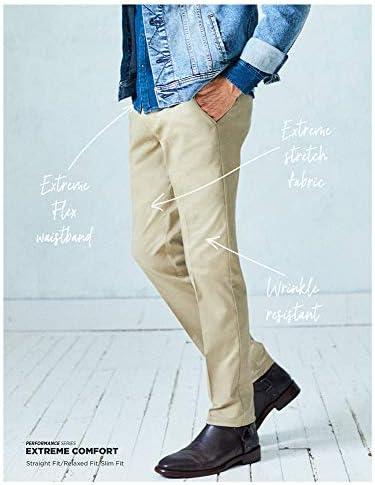Lee Men's Performance Series Extreme Comfort Slim Pant