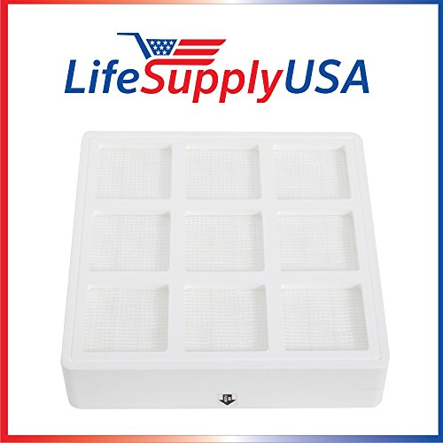 LifeSupplyUSA aftermarket replacement Filter designed to ...