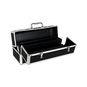B.M.S. Enterprises Large Lockable Vibrator Case - Black