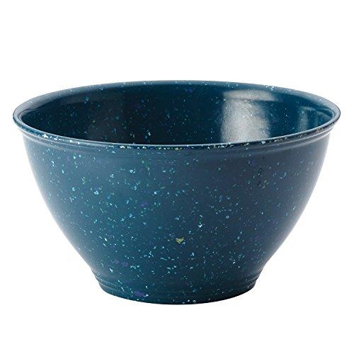 Rachael Ray Kitchenware Garbage Bowl, Marine Blue