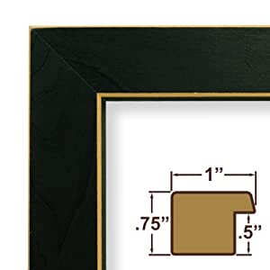 Amazon.com - 12x20 Picture / Poster Frame, Wood Grain