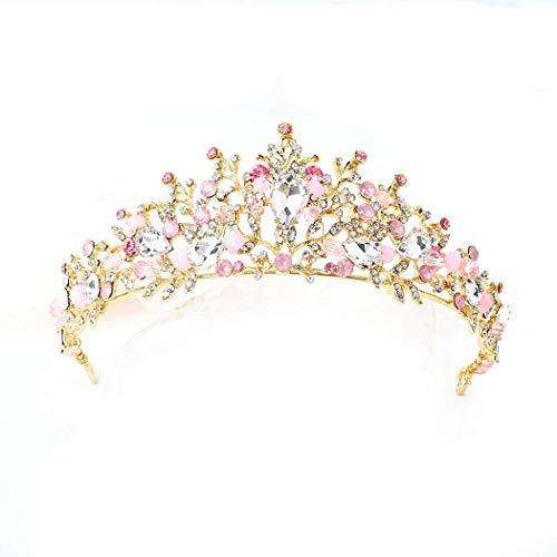 Asatr New Women Crystal Anadem Wedding Decoration Accessories Gift Headbands from Asatr