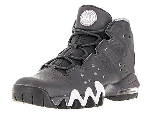 Nike Kids Air Max Barkley (GS) Dark Grey/Dark Grey/Wht/Wl...