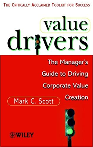 Amazon com: Value Drivers: The Manager's Guide for Driving