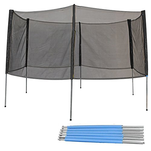 Zupapa 15 14 Ft Trampoline Replacement Safety Net