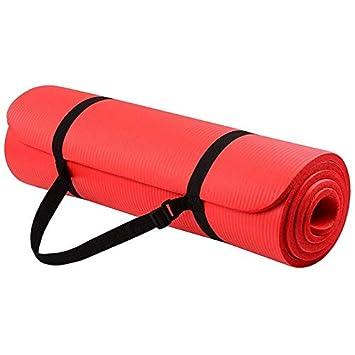 Ollt Yoga Mat Extra Thick 1cm Pilates Fitness Cojín Non Slip ...