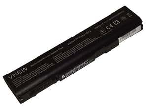 vhbw Li-Ion batería 4400mAh (10.8V) para Notebook Laptop Toshiba Dynabook Satellite B450/B, B451/D, B550/B, B650/B por PABAS223, PA3788, PA3788U-1BRS.