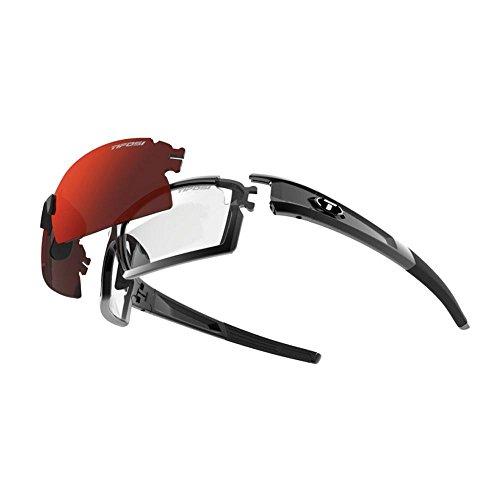 Tifosi Optics Tifosi Escalate S.F. Gloss Black - Payless Sunglasses