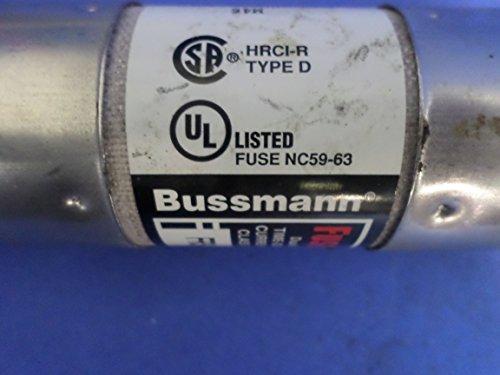 Bussmann FRS-R-200 Fusetron Fuse FRSR200 (Pack of 3) by Bussmann
