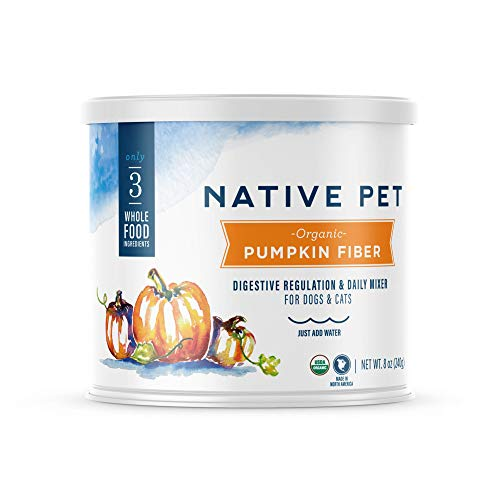 Native Pet Organic Pumpkin for Dogs
