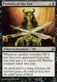 Magic: the Gathering - Prowess of the Fair - Lorwyn