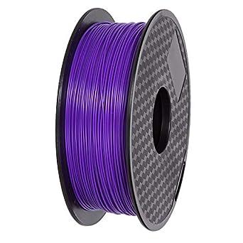 Teléfono Móvil 3d impresora filamento pla morado compatible con ...
