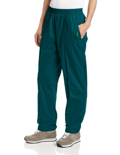 - Landau Women's Size Comfortable 2-Pocket Classic Fit Medical Scrub Pant Uniform, Hunter, X-Small Tall