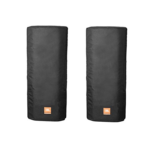 JBL Bags Padded Covers for PRX425 Speakers (Black, Open Handles) (Pair) by JBL Bags