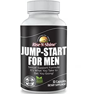 Amazon.com: Jump Start For Men - Best Selling Natural Sexual Support Supplement with Tongkat Ali