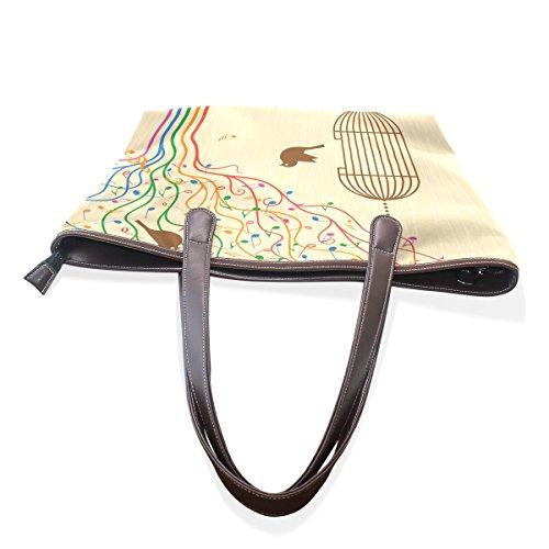 Bolso para mujer hombro al TIZORAX multicolor 6qYBTWx