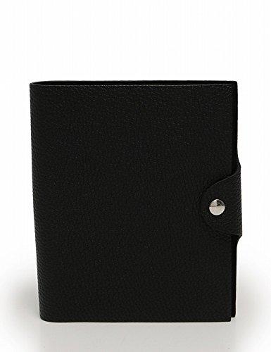 new concept b33ed f1f7d Amazon | (エルメス) HERMES ユリスPM 手帳カバー トゴ ノワール ...
