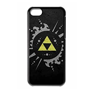 Life margin The Legend of Zelda phone Case For iPhone 5C G82KH3220