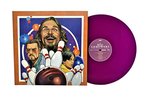 The Big Lebowski Original Motion Picture Soundtrack (Limited Edition Purple Jumpsuit Colored Vinyl)]()