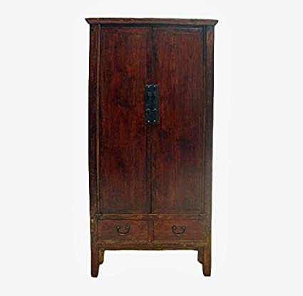 Natural Antique Chinese Cabinet - Amazon.com: Natural Antique Chinese Cabinet: Kitchen & Dining