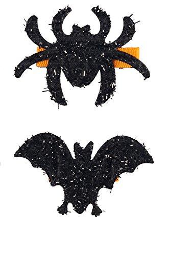 Halloween hairpin Mini Cute Pumpkin Hair Accessories. (2)