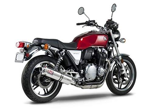 (13 HONDA CB1100: Yoshimura RS-3 Slip-On Exhaust (Street/Stainless Steel/Stainless Steel/Aluminum))