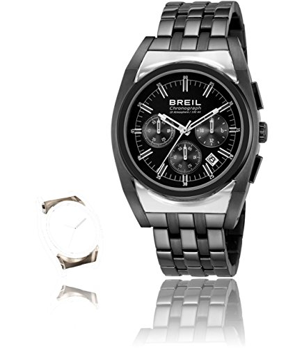Breil Gents Chronograph Bracelet Watch Tw0925