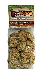 K9 Granola Factory Peanut Butter Carob Nugget ,12 OZ