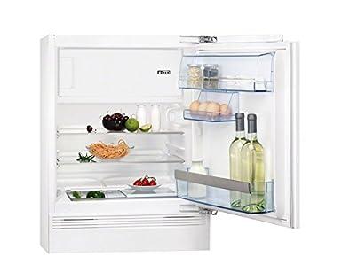 Aeg Santo Kühlschrank Mit Gefrierfach : Aeg unterbau kühlschrank vollintegriert a santo auk r