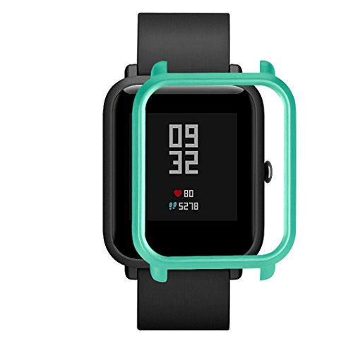 Price comparison product image Smart Watch Case Cover,  Boofab Fashion PC Case Cover Protect Shell For Xiaomi Huami Amazfit Bip Youth Watch (C)