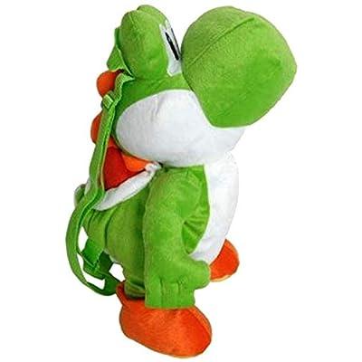 Super Mario Yoshi Plush Backpack 18