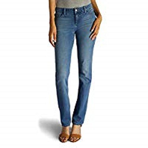 LEE Women's Straight Leg Jean, Houston, 18