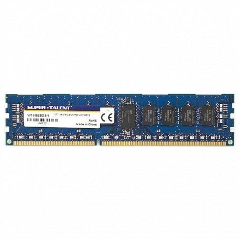 Super Talent DDR3-1600 8GB/512Mx8 ECC/REG CL11 Hynix Chip Server Memory