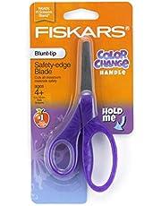 """5"""" / 12 cm Safety Edge Blades Color Change Handles Scissors"""