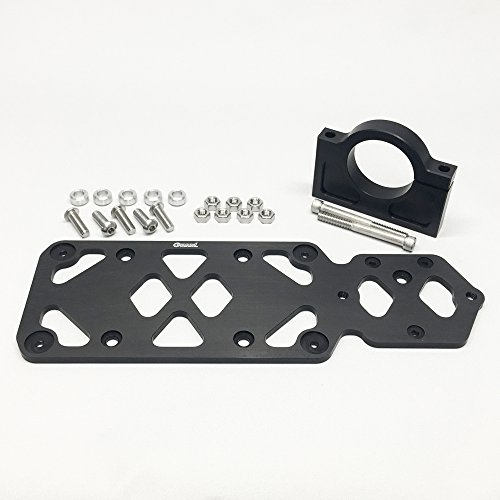 Speed 2601 Billet Aluminum MSD 6A 6AL Ignition Box and Coil Mounting Bracket 6a Ignition Control