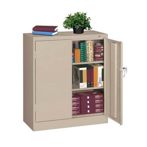 Tennsco Reinforced Shelving - Deluxe Storage Cabinet 24