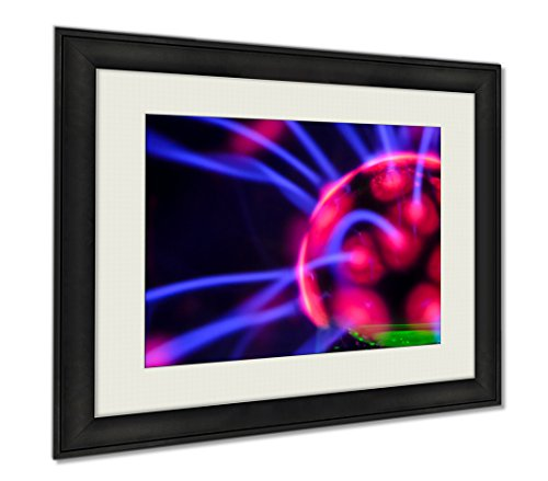 Ashley Framed Prints Tesla Sphere, Wall Art Home Decoration, Color, 26x30 (frame size), AG6021205 by Ashley Framed Prints