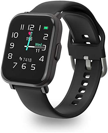 Smart Watch, UXD Fitness Activity Tracker with Sleep Heart Rate Monitor for Men Women 5ATM Waterproof Pedometer Smartwatches for iPhone Samsung Android Phones 1