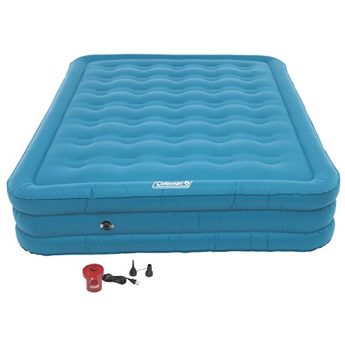 Air Mattresses Coleman Durarest Plus Double High Airbed