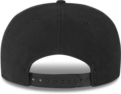 Cappello Unisex Nero ssc napoli 9fifty Stretch-Snap Adulto ML