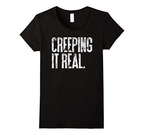 Womens Cute Funny Easy Last Minute Halloween Costume T-Shirt & Gift Small (Cute Last Minute Halloween Costumes For Women)