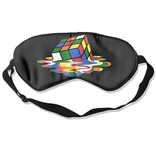 Price comparison product image BestSeller Melting Rubix Cube Sleep Mask/Sleep Eyes Mask/Sleeping Mask/Eyeshade/Blindfold